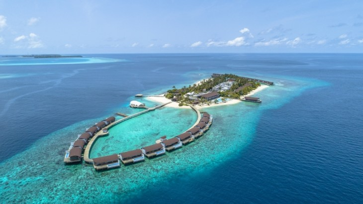 The Westin Maldives Miriandhoo Resort_Aerial
