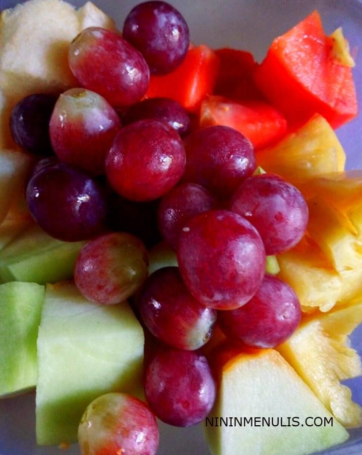 buah untuk mpasi
