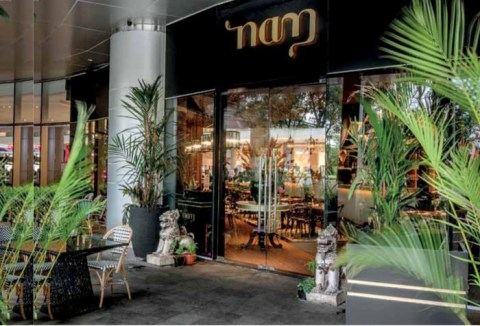 Nam Thai Kitchen & Bar