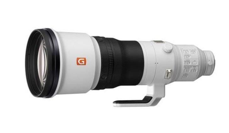sony super telephoto lens terbaru