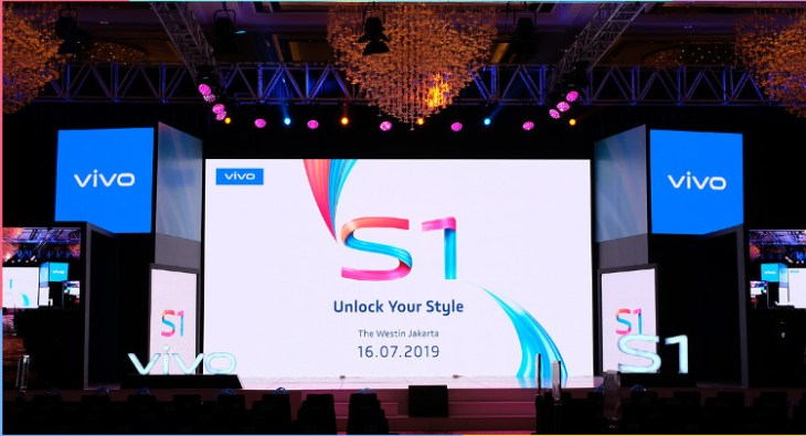 launching vivo s1