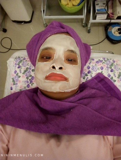 masker facial detox