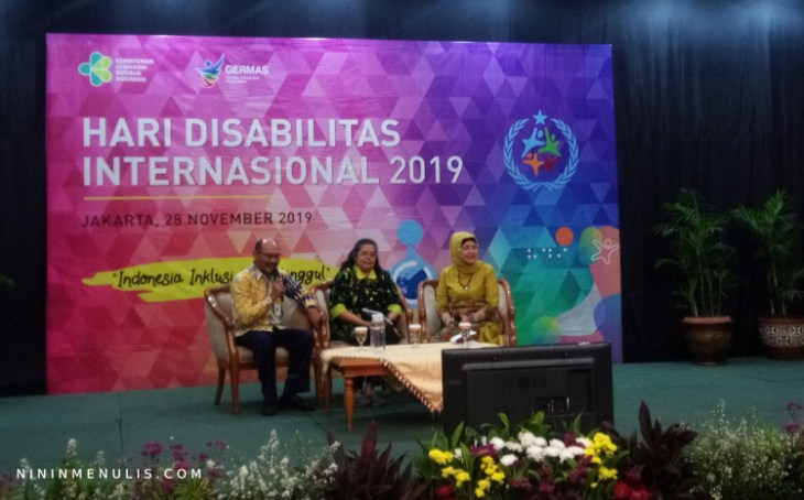 talkshow hari disabilitas internasional 2019
