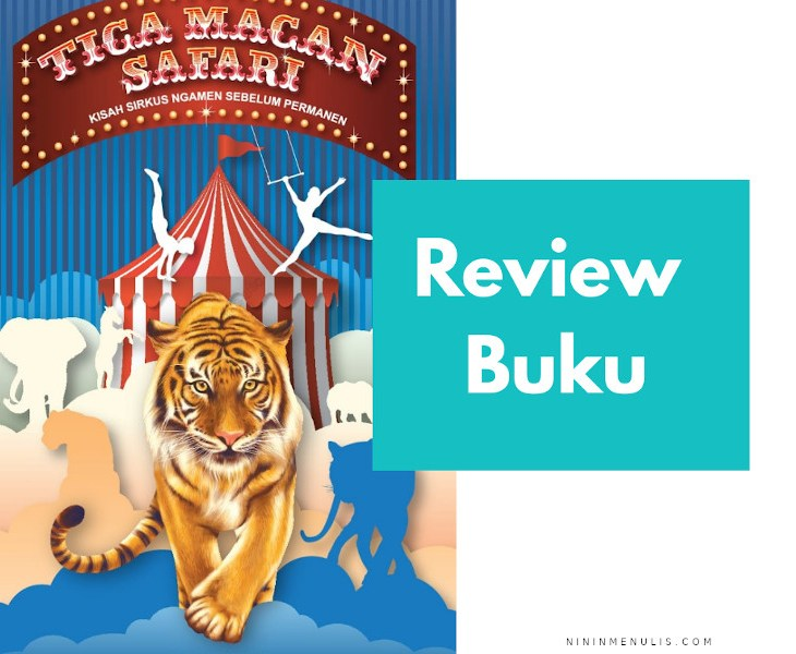 review buku tiga macan safari