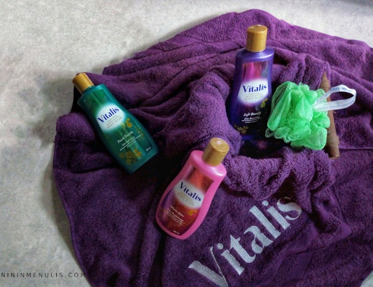 vitalis sabun mandi