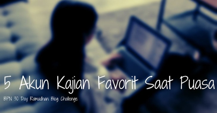 5 channel kajian favorit