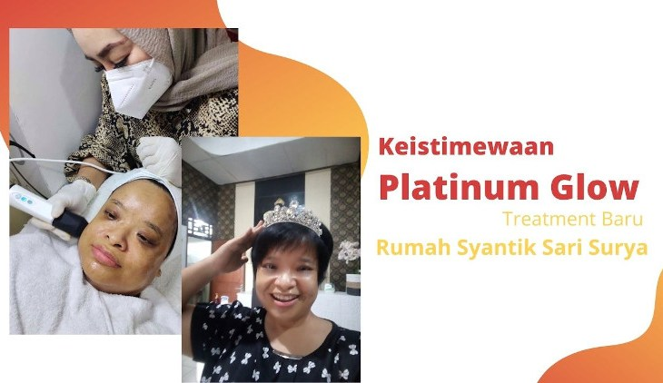 platinum glow treatment