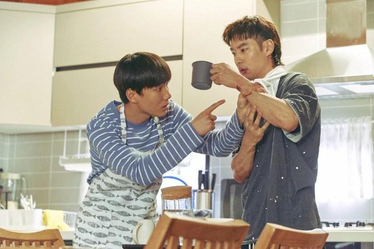 review drama korea move to heaven