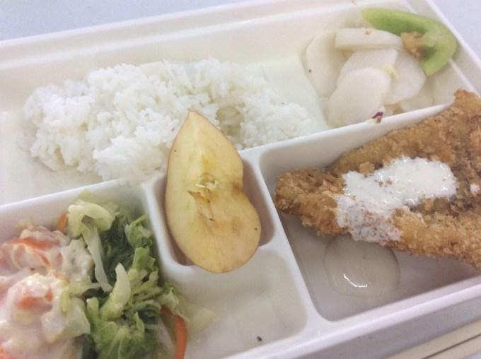 サウスピークの食事(夕食)