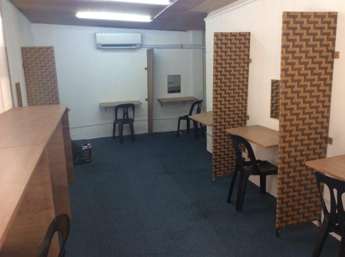 発音トレーニング部屋