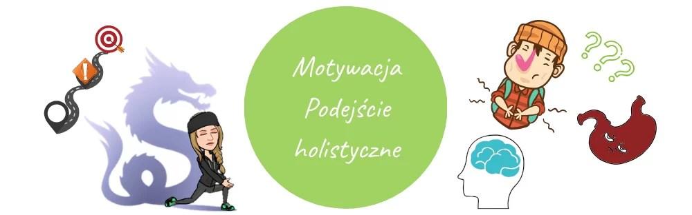Motywacja - podejście holistyczne