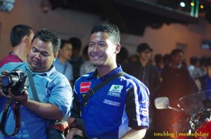 Launching_Yamaha_R15125