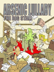 Arsenic Lullaby: The Big Stall - Douglas Paszkiewicz (Arsenic Lullaby Publishing)