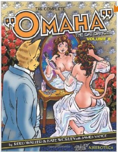 Omaha the Cat Dancer Vol 8