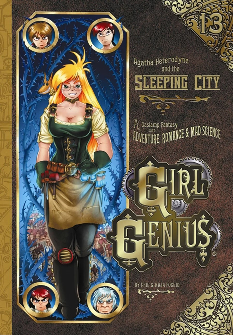 Girl Genius Vol 13 book