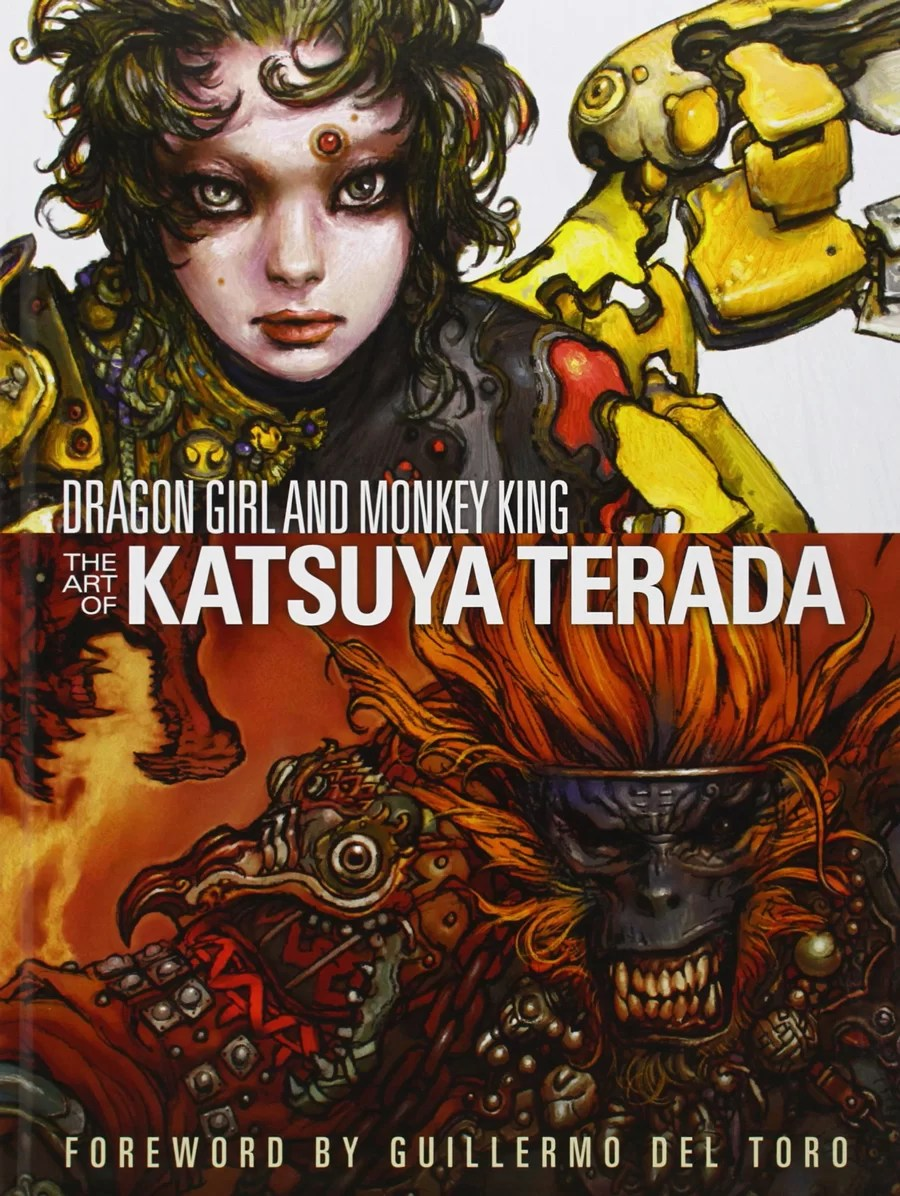 Dragon Girl and Monkey King - Book