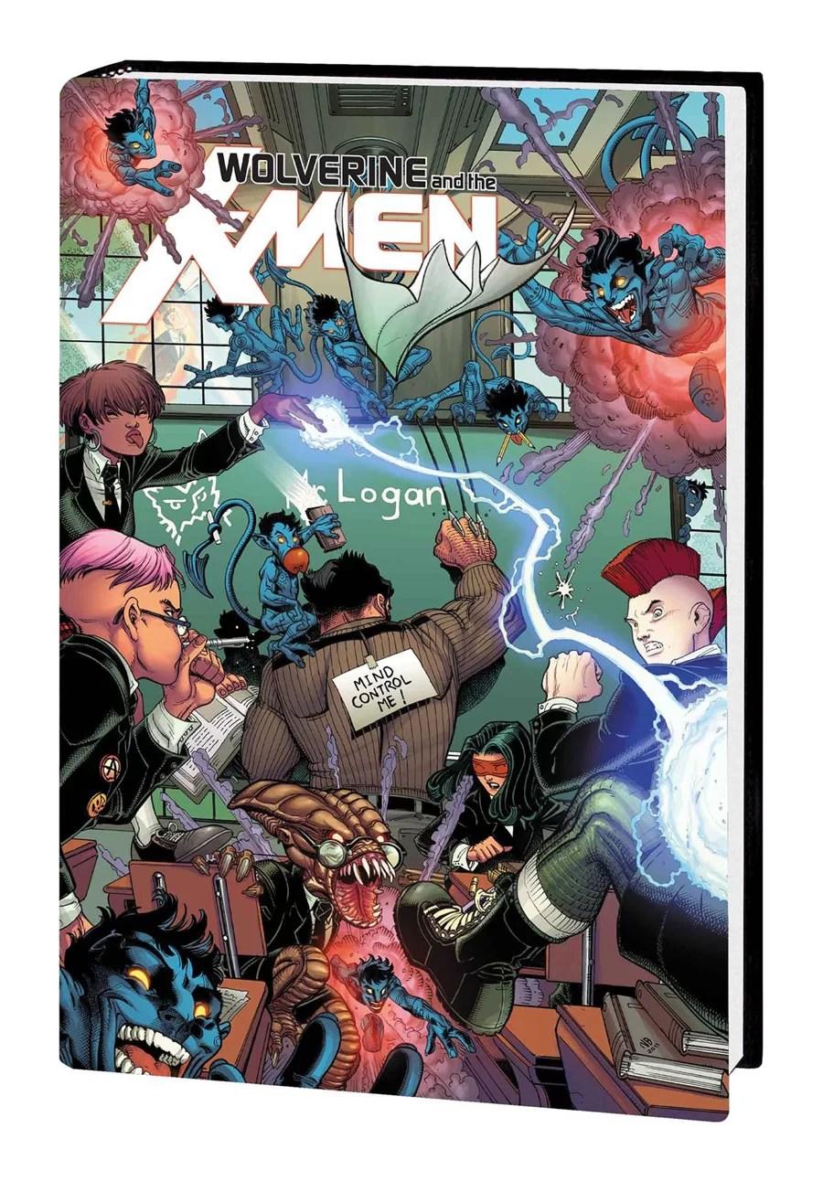 Wolverine - X-Men book