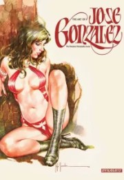 Art Of Jose Gonzalez (Dynamite Entertainment)