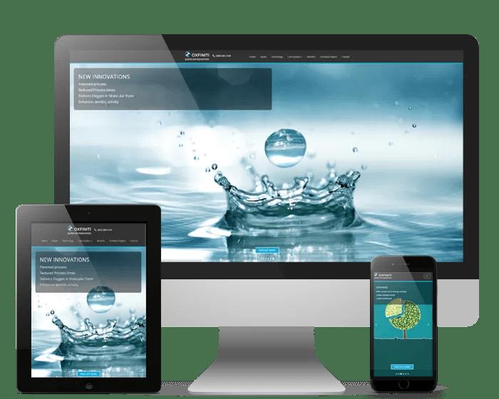 Ninja Beaver - Oxfinit website