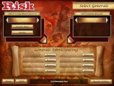 RiskSelectGenerals