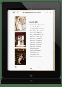 The Wedding Planner EBook Contents