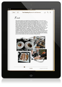 The Wedding Planner EBook Food