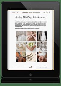 The Wedding Planner EBook Spring Wedding