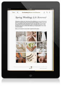 The Wedding Planner EBook Spring Wedding