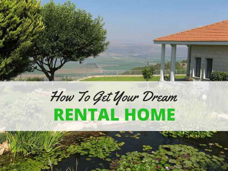 How to find your dream rental home