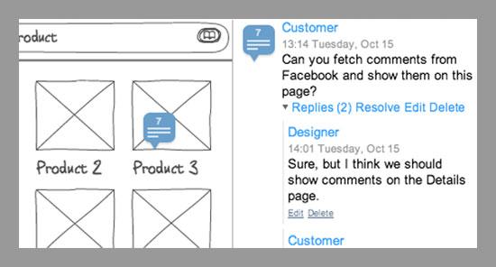 Trabaje de manera más inteligente con una estructura alámbrica recibiendo comentarios al principio del proceso de diseño