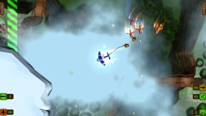 Acorns Above, Steam Greenlight