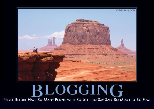 bloggingdemotivator