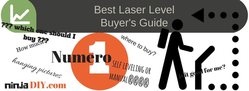 buyers guide, how to buy the best laser level for me?