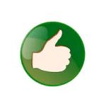 ninjadiy.com green thumbs up