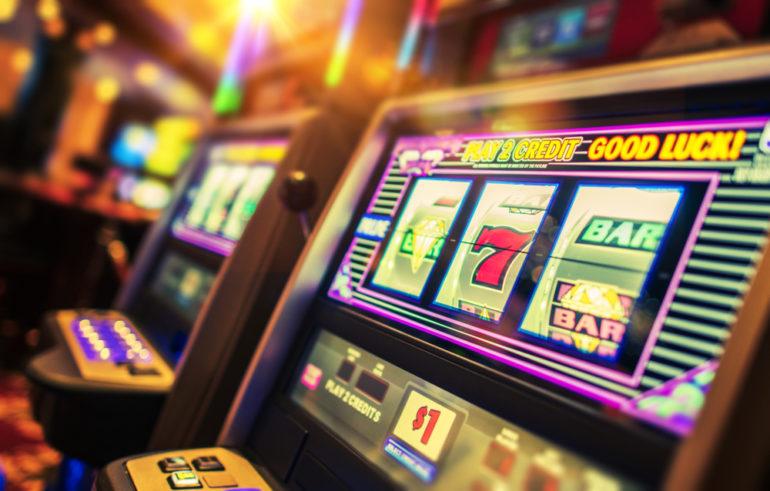 slot machine aztec treasure