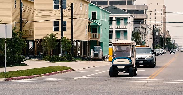 License and Requirements to Drive a Golf Cart