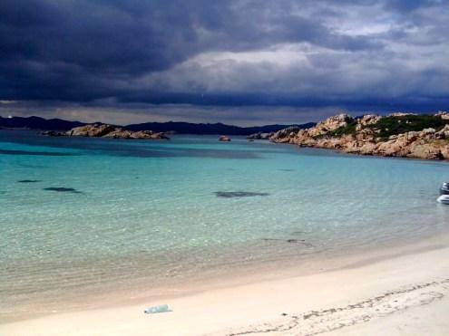 Arcipelago di La Maddalena in inverno