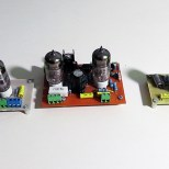Tube amp PCBs