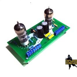 Lead clone tube amp