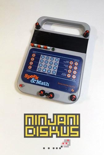 Circuit Bent Speak & Math