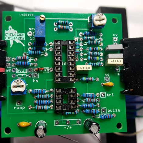 Arch VCO 3340