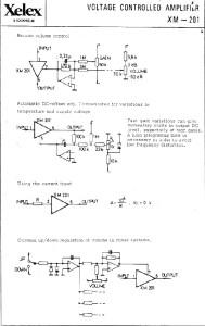 Xelex xm-201 Datasheet Page 4