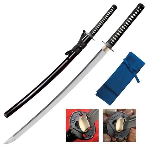 Cold Steel Warrior Series - Katana Sword - 88BKW