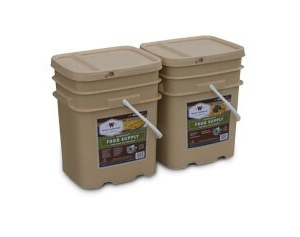 240 Servings Meal Package - Emergency Food Storage