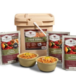 84 Serving Grab n Go Bucket - Emergency Food Storage