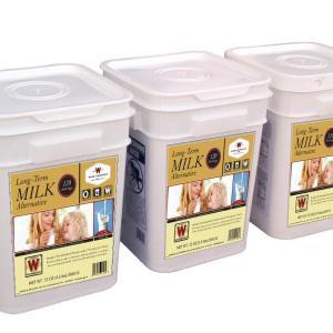 360 Serving Milk Bucket - Emergency Milk Storage
