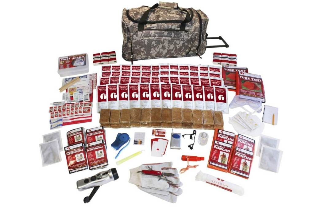 SKT4 4 Person Elite Survival Kit