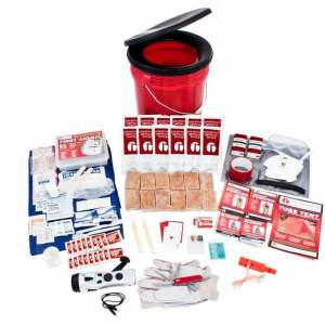 2 Person Guardian Bucket Survival Kit & Emergency Food Storage - OK2P