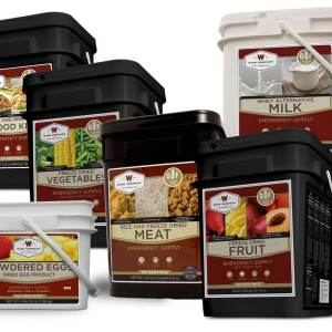 Wise Company Premier Gluten-Free Emergency Food Supply Bundle - FSP764