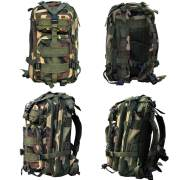 30L Rucking MOLLE Military Backpack for Day Hikes-2